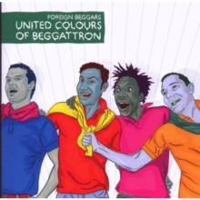 United Colours of Beggattron, CD / Album