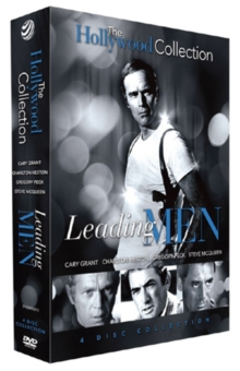 Hollywood Collection: Leading Men, DVD