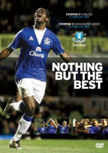 Everton: Nothing But the Best, DVD