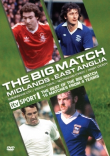 The Big Match: The Midlands, DVD