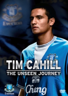 Tim Cahill: The Unseen Journey, DVD