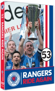 Rangers FC: 53 - Rangers Ride Again - End of Season 2009/2010, DVD