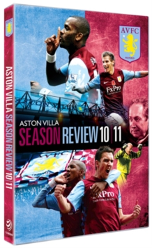 Aston Villa: End of Season Review 2010/2011, DVD