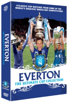 Everton FC: Ultimate Cup Collection, DVD