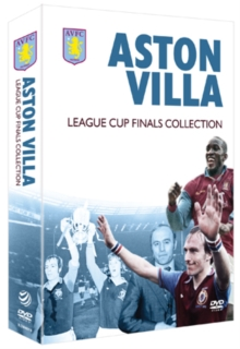 Aston Villa: League Cup Finals Collection, DVD
