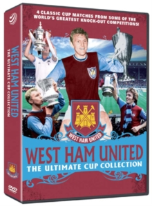 West Ham United: Ultimate Cup Collection, DVD