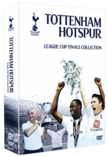 Tottenham Hotspur: League Cup Finals Collection, DVD