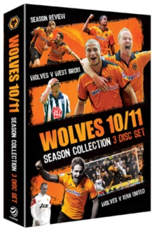 Wolverhampton Wanderers: Season 2010/2011 Review - Collection, DVD  DVD