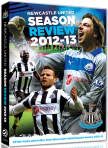 Newcastle United: End of Season Review 2012/2013, DVD