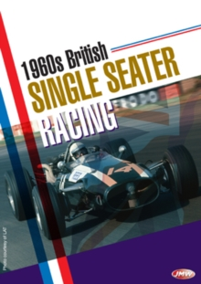 1960 British Single Seater Racing, DVD