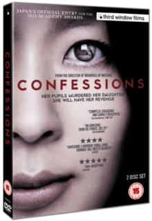 Confessions, DVD