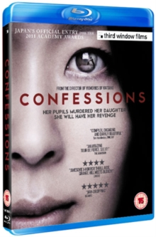 Confessions, Blu-ray