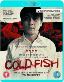 Cold Fish, Blu-ray