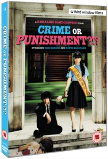 Crime Or Punishment, DVD