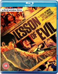 Lesson of Evil, Blu-ray