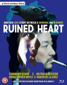 Ruined Heart - Another Love Story Between a Criminal and a Whore, Blu-ray