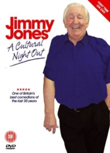 Jimmy Jones: A Cultural Night Out, DVD
