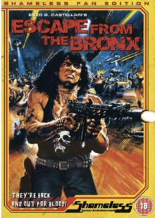Bronx Warriors 2 - Escape from the Bronx, DVD