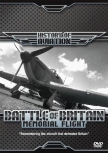 The History of Aviation: The Battle of Britain, DVD