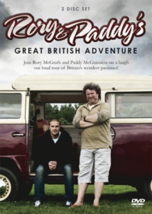 Rory and Paddy's Great British Adventure, DVD