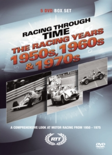 Racing Through Time: Racing Years - 1950s to 1970s, DVD