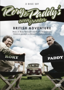 Rory and Paddy's Even Greater British Adventure, DVD