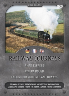 Railway Journeys: Collection, DVD