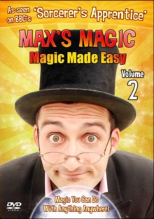 Max's Magic: Volume 2 - The Funny and Fantastic, DVD  DVD