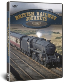 British Railway Journeys: South West Scotland, DVD