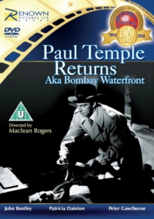Paul Temple Returns, DVD  DVD