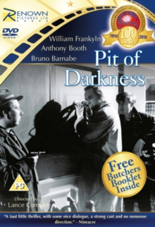 Pit of Darkness, DVD