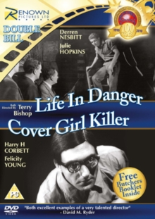 Life in Danger/Cover Girl Killer, DVD