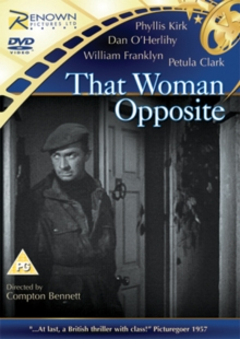 That Woman Opposite, DVD