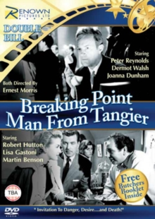 Breaking Point/Man from Tangier, DVD