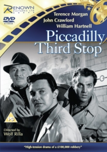 Piccadilly Third Stop, DVD  DVD