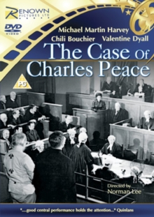 The Case of Charles Peace, DVD