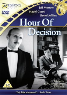 Hour of Decision, DVD  DVD
