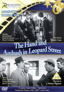 The Hand/The Ambush of Leopard Street, DVD