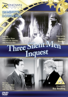 Three Silent Men/Inquest, DVD