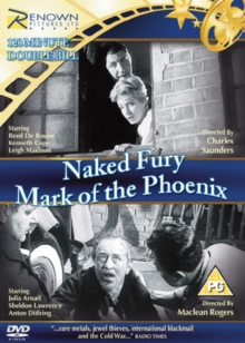 Naked Fury/Mark of the Phoenix, DVD