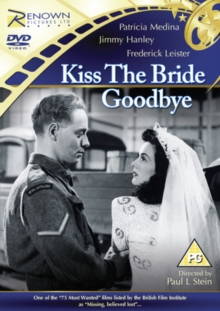 Kiss the Bride Goodbye, DVD