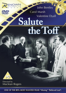 Salute the Toff, DVD
