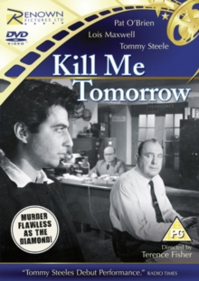 Kill Me Tomorrow, DVD