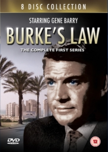 Burke's Law: The Complete First Series, DVD