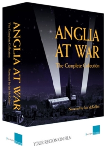 Anglia at War - The Complete Collection, DVD