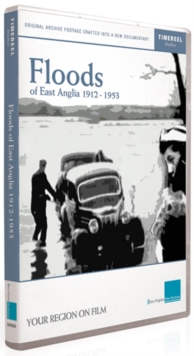 Floods of East Anglia 1912-1953, DVD  DVD