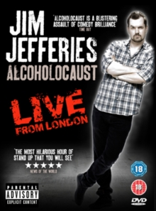 Jim Jefferies: Alcoholocaust, DVD