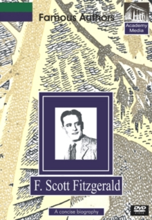 Famous Authors: F. Scott Fitzgerald - A Concise Biography, DVD  DVD