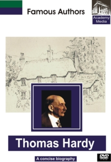 Famous Authors: Thomas Hardy - A Concise Biography, DVD