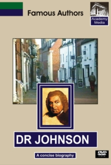 Famous Authors: Dr Johnson - A Concise Biography, DVD